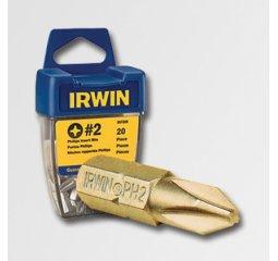 """IRWIN Bit 1/4"""" / 25 mm, Philips Ph1 TIN"""