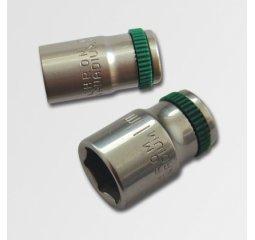 """Hlavice nástrčná microfinish 1/4"""" 9mm"""