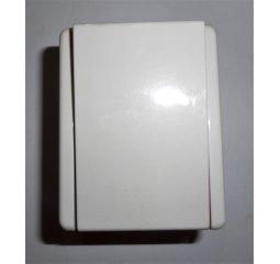 Vypínač IP44, bílý