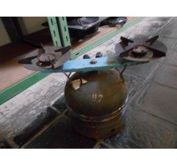 Plynová bomba + vařič
