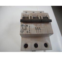 Jistič LSE-B10-3F