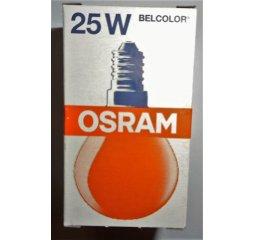 Žárovka E14 Osram
