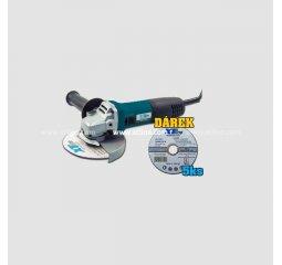 Úhlová bruska AG 115mm 720W + Dárek SARN11510 5ks