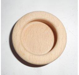 Dřevěná úchytka