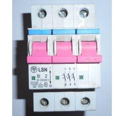 Jistič LSN B2 3F